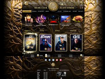 Music Club Zlatý Strom