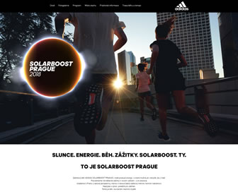 Adidas Solar Boost 2018