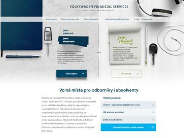VWFS Karierní stránky